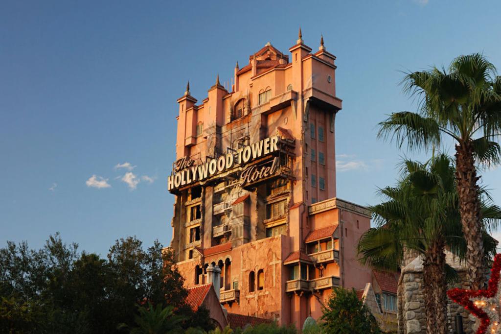 Tower Of Terror タワー・オブ・テラー