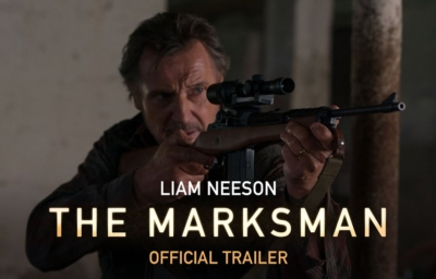 The Marksman | Official Trailer | In Theatres January 22