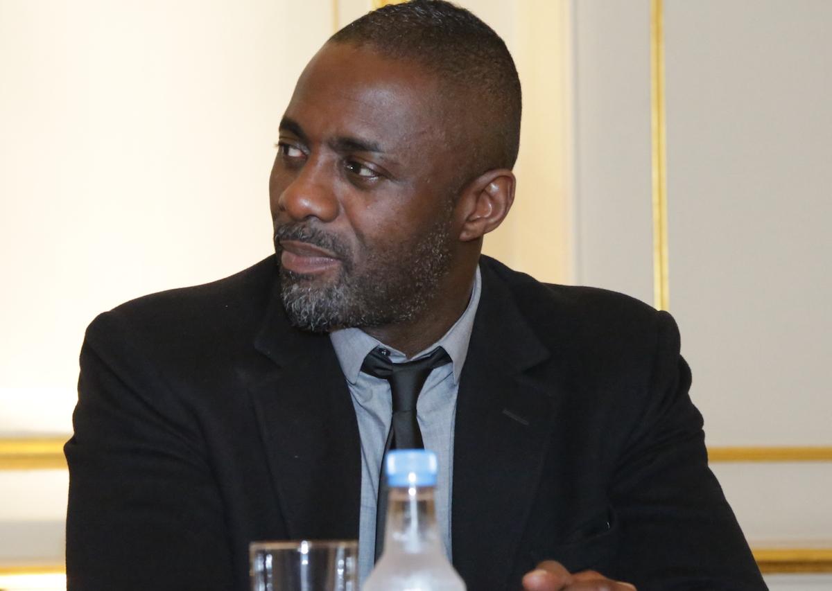 Idris Elba イドリス・エルバ