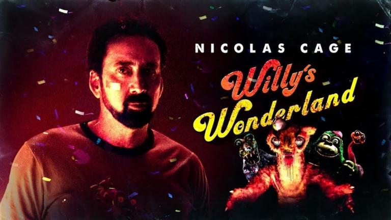 Willy's Wonderland(原題)