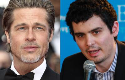 Brad Pitt ブラッド・ピット Damien Chazelle デイミアン・チャゼル
