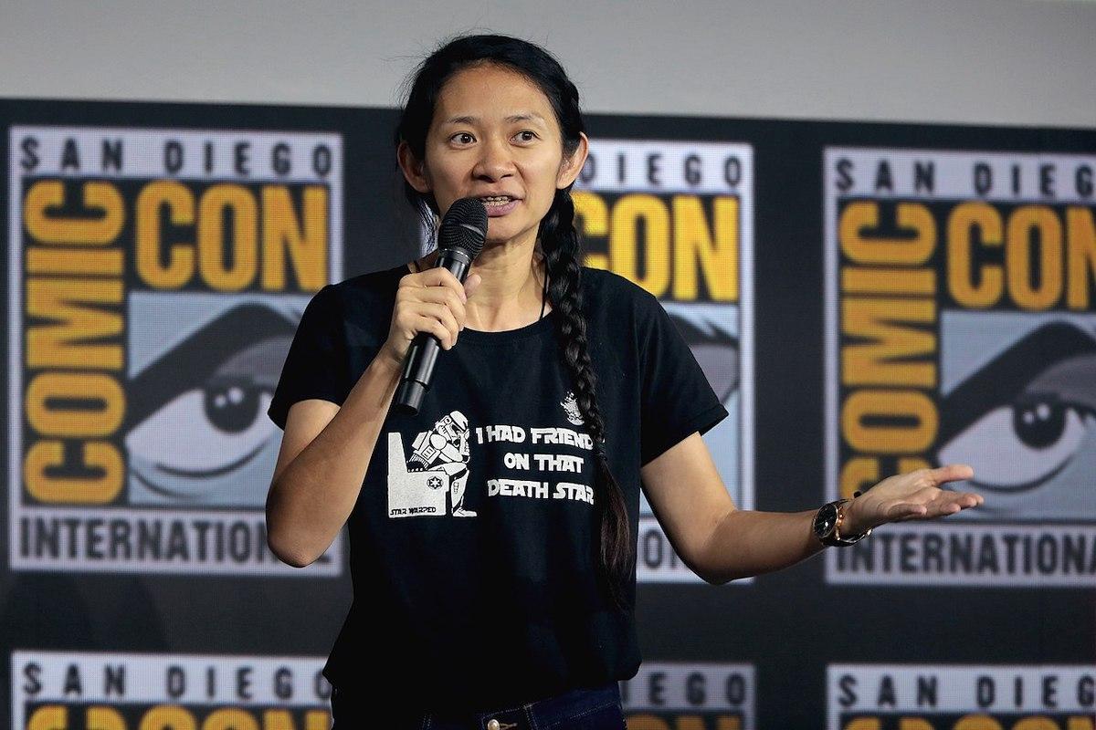 Chloe Zhao クロエ・ジャオ