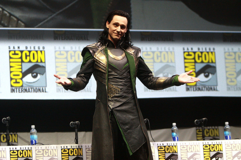 Tom Hiddleston トム・ヒドルストン