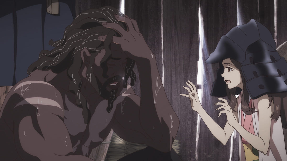 「Yasuke -ヤスケ-」