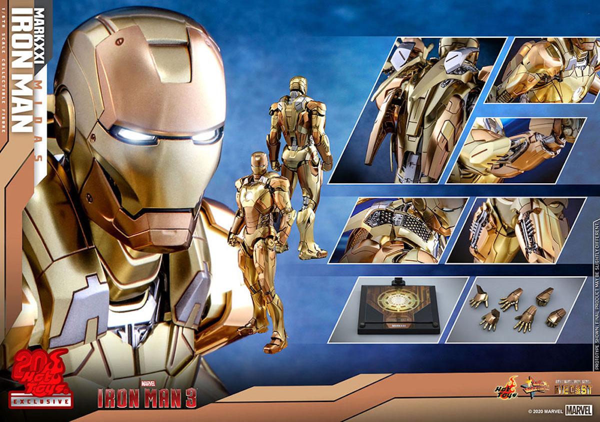 Iron Man Mark 21