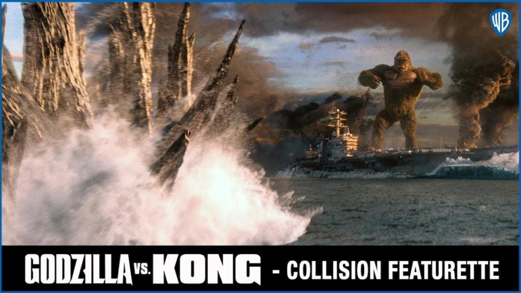 ゴジラvsコング Collision Featurette
