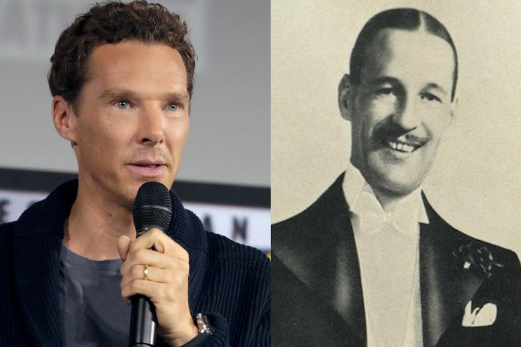 ベネディクト・カンバーバッチ Benedict Cumberbutch