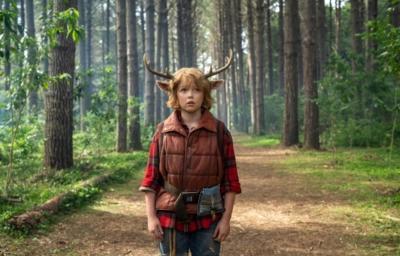スイート・トゥース:鹿の角を持つ少年