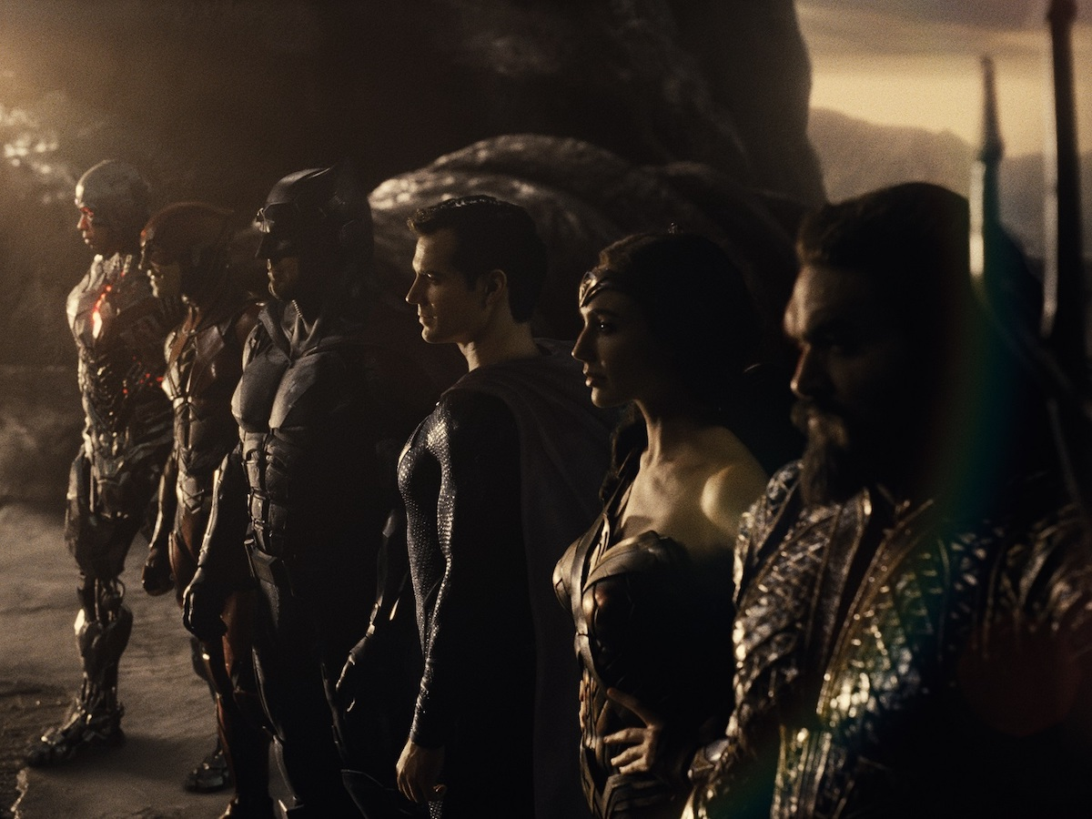 Justice League: Zack Snyder's Cut