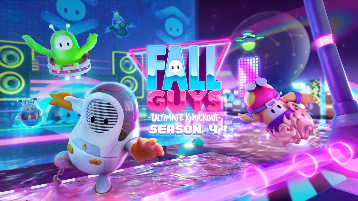 Fall Guysとトロンのコラボ