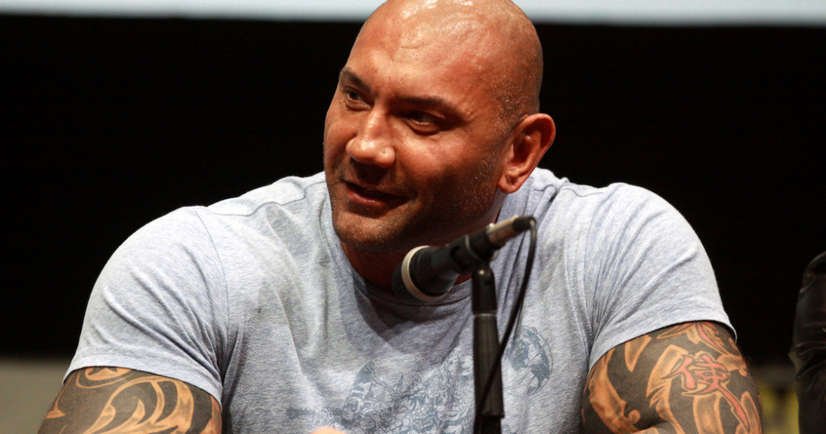Dave Bautista デイヴ・バウティスタ