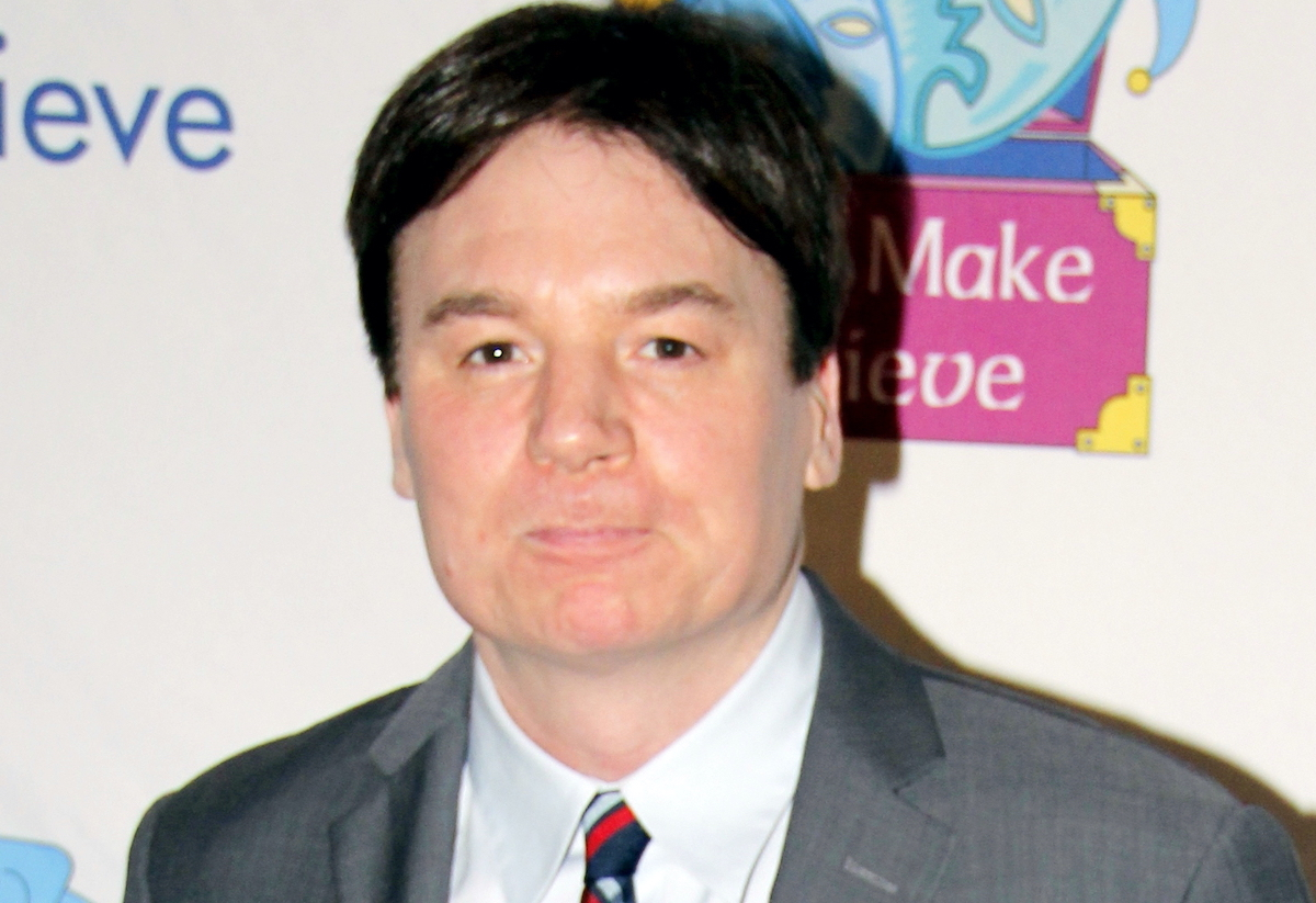 Mike Myers マイク・マイヤーズ