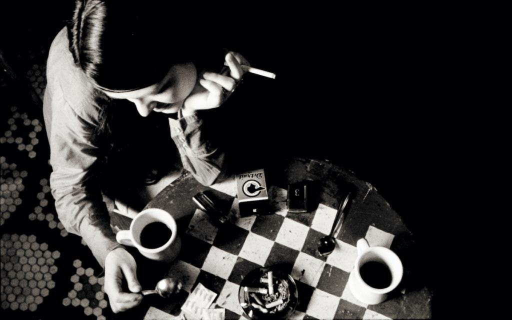 『コーヒー&シガレッツ』