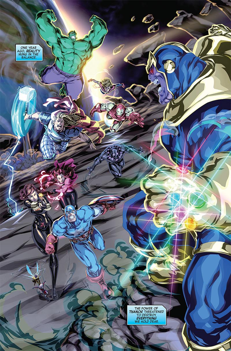 マーベル・コミックスとTAMASHII NATIONSのコラボ企画『TECH-ON AVENGERS』が始動!