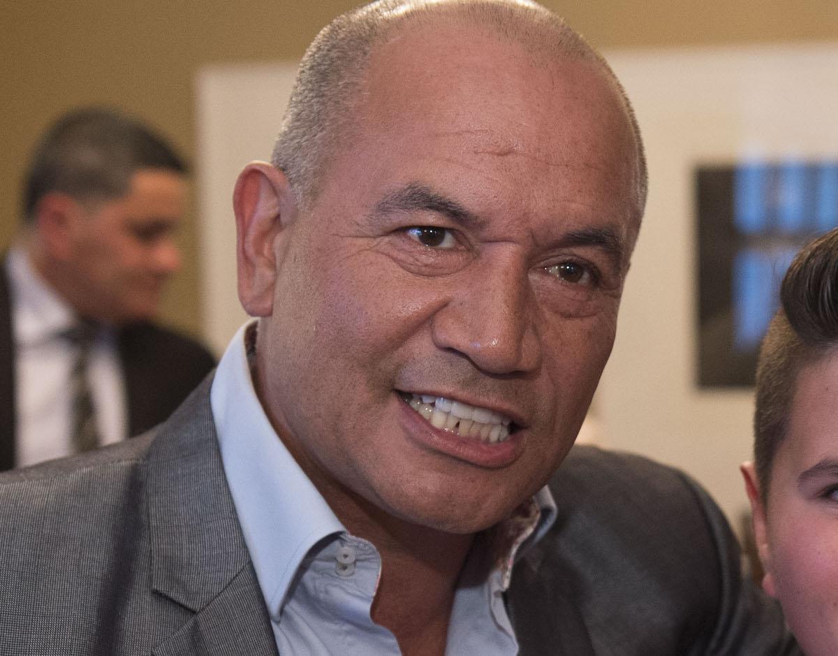 Tamuera Morrison タムエラ・モリソン