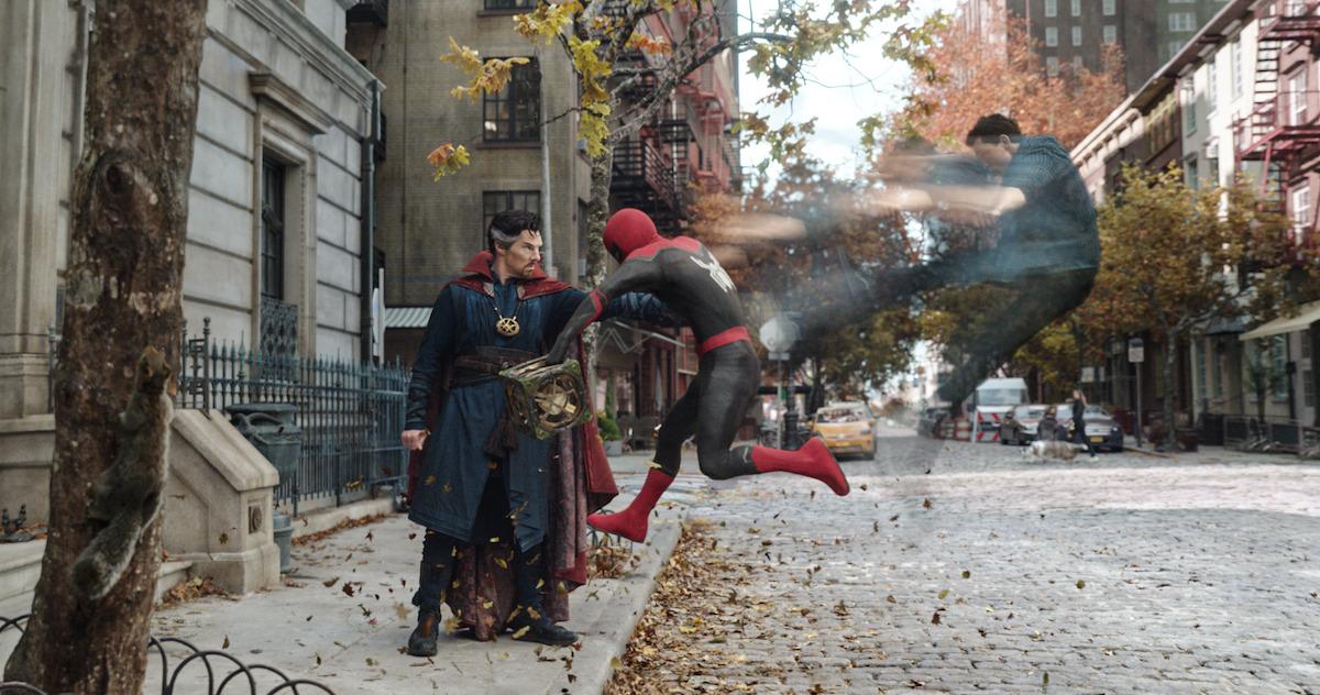 スパイダーマン:ノー・ウェイ・ホーム