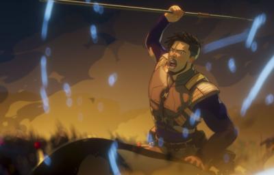 「ホワット・イフ…?」第6話『もしも…キルモンガーがトニー・スタークを救ったら…?』