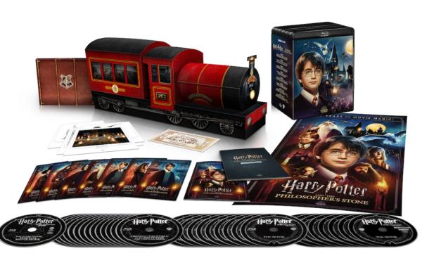 『ハリー・ポッター 8-Filmホグワーツ・エクスプレス コレクターズBOX』