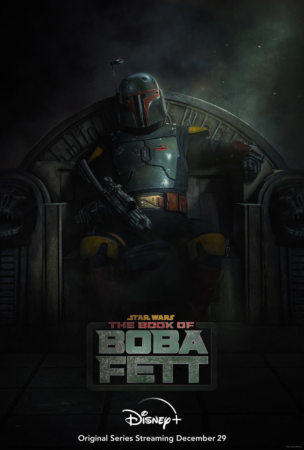 ボバ・フェット/The Book of Boba Fett
