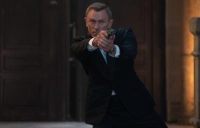 『007/ノー・タイム・トゥ・ダイ』